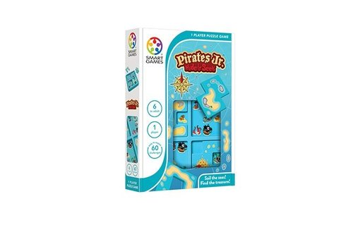 Smart Games Pirates Jr. Hide and Seek