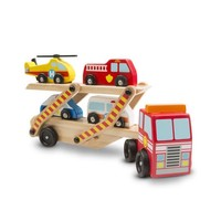 Emergency Vehicle Carrier *