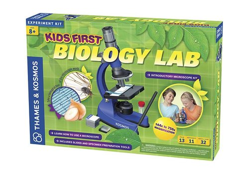 Thames & Kosmos Kids First Biology Lab *