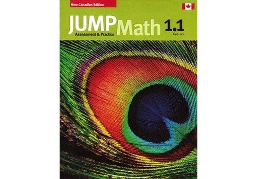 JUMP MATH Jump Math 1.1 *
