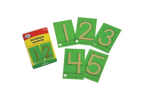 Didax Sandpaper Numerals