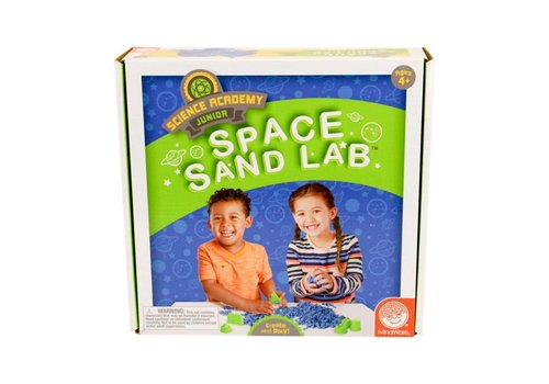 MindWare Science Academy Junior - Space & Sand Lab * (D)