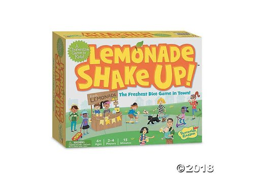 PEACEABLE KINGDOM Lemonade Shake Up, Cooperative Game *