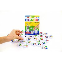 Clack! Magnetic Games that Clacks When you Stack