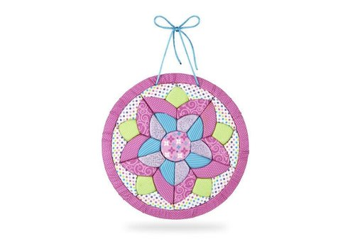 Melissa & Doug Quilting Made Easy - Flower