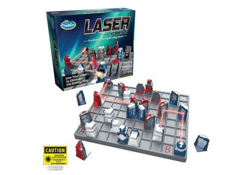 THINK FUN Laser Chess Strategy Game