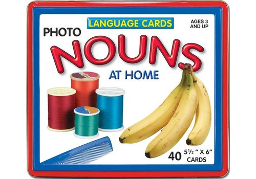 Lauri Nouns Around the Home Photo Cards
