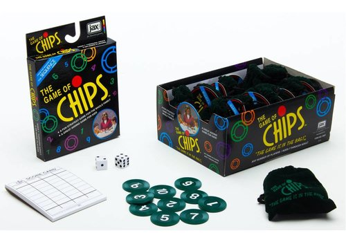 Jax Games The Game of Chips