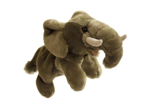 The Puppet Company Ltd. Elephant Full- Bodied Puppet