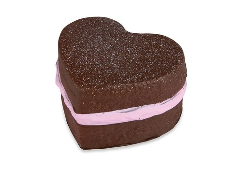 orb Soft'n Slo Squishies Icing Heart Cake