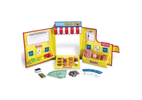 Learning Resources Pretend & Play Snack Shop