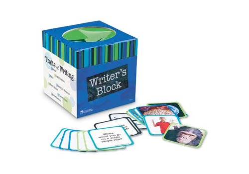 Learning Resources Writer's Block