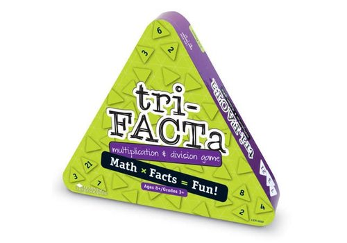 Learning Resources tri-FACTa Multiplication & Division Game *