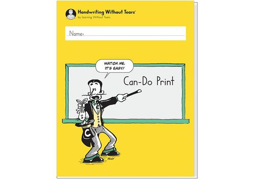 Handwriting Without Tears Handwriting Without Tears CAN-DO PRINT