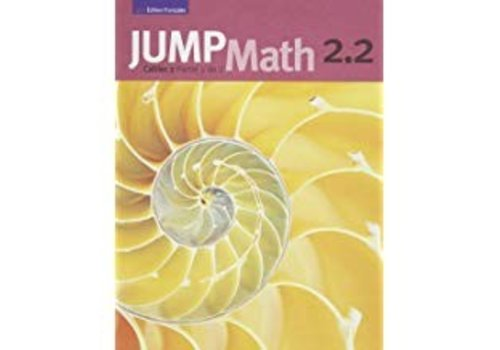 JUMP MATH Jump Math 2.2 - French Edition