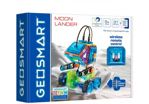 Smart Games GeoSmart Moon Lander
