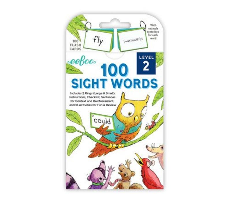 100 Sight Words - Level 2 *