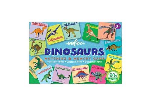 Eeboo Dinosaur Matching & Memory Game