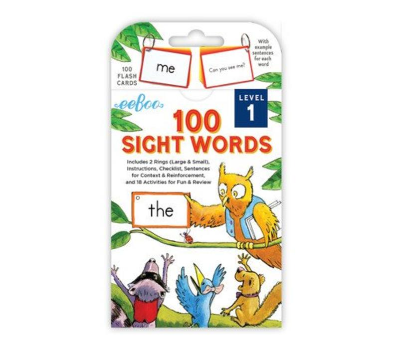 100 Sight Words - Level 1 *
