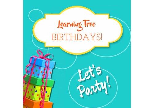 Birthday Party Deposit *