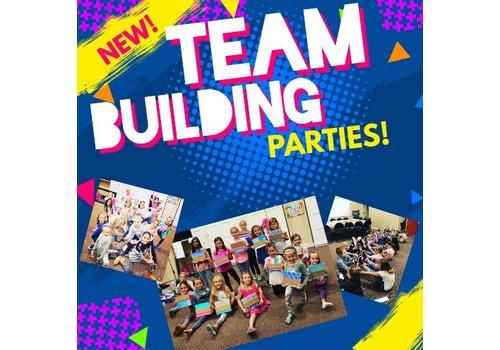 Team Building  Party Deposit