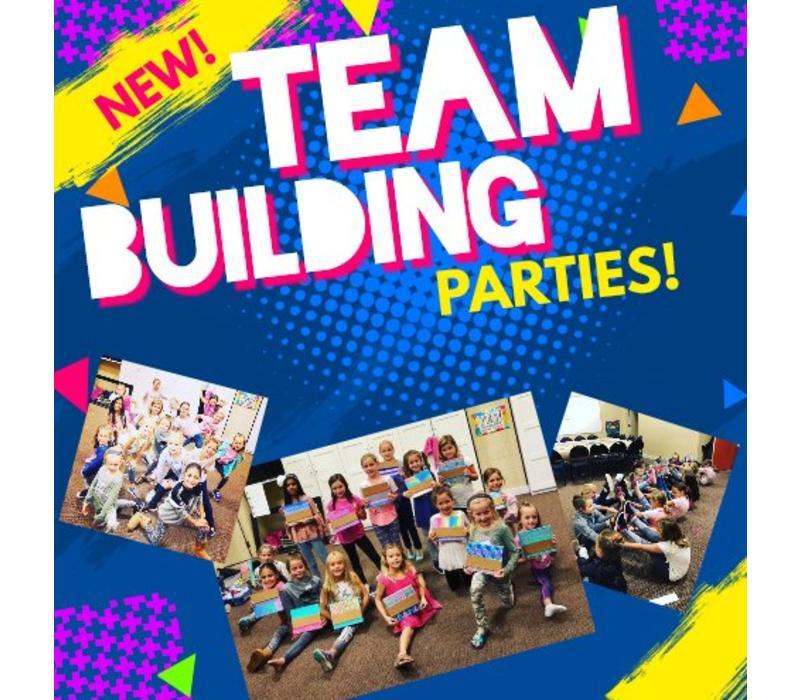 Team Building Party Deposit *