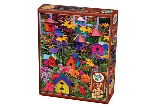 COBBLE HILL Birdhouses - 275 pc jigsaw puzzle