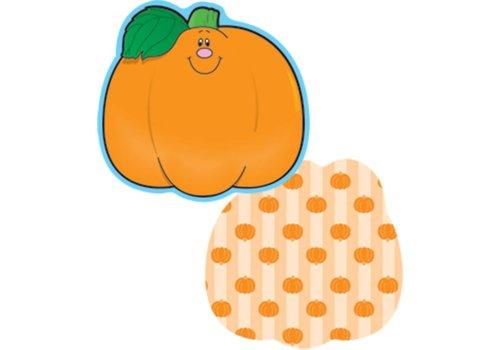 Carson Dellosa Pumpkin Mini Accent 2-sided