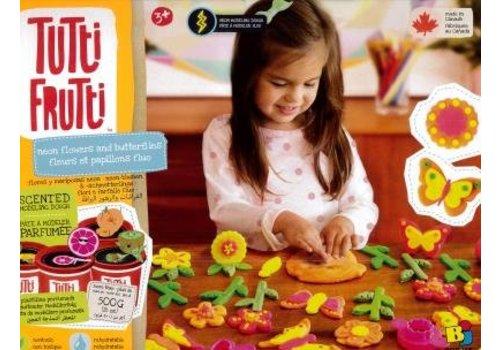 Tutti Frutti Tutti Frutti: Neon Flowers & Butterflies Set