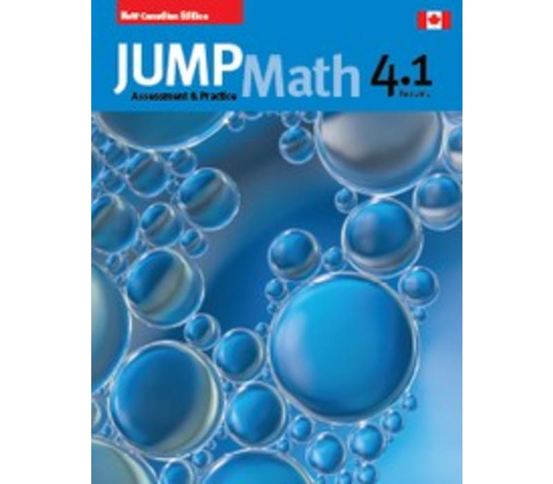 Jump Math 4.1- Revised