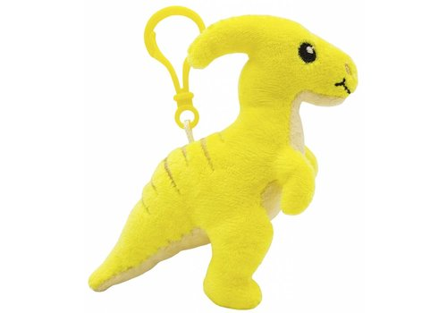 scentco Dino Dudes Scented Backpack Clip - yellow