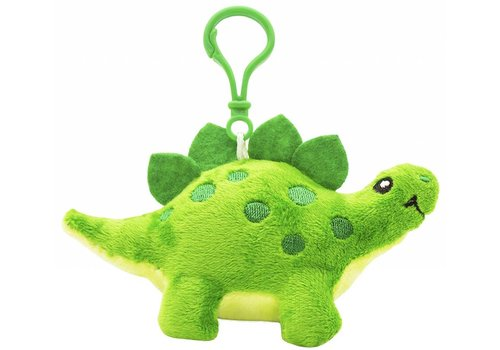 scentco Dino Dudes Scented Backpack Clip - green