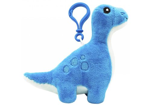 scentco Dino Dudes Scented Backpack Clip - blue