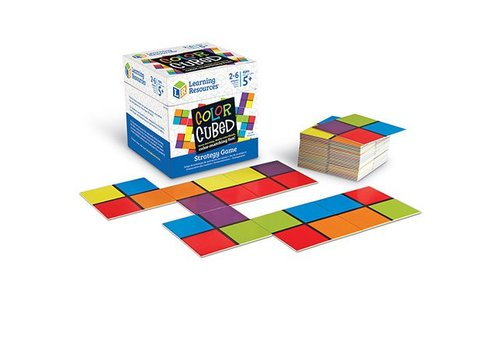 Learning Resources Color Cubed