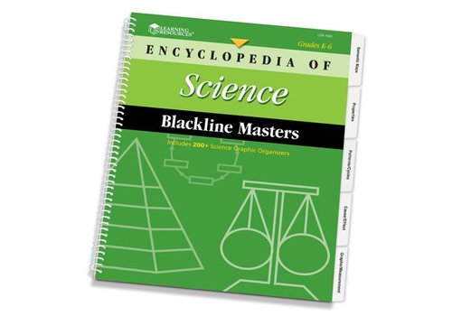 Learning Resources Encyclopedia of Science Blackline Masters: K-6