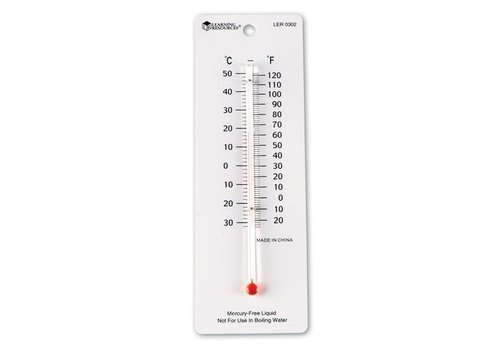 Learning Resources Student Thermometers, Set of 10 *