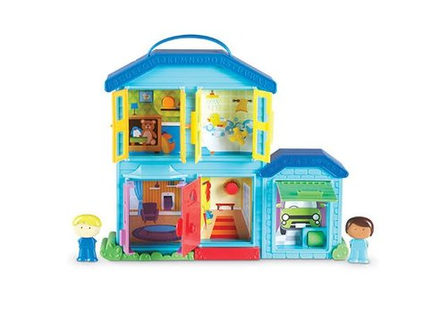 Learning Resources Smart Sounds Playhouse
