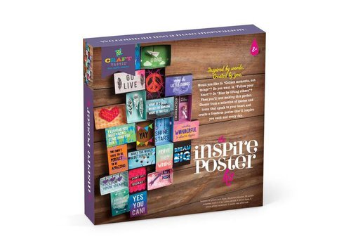 Ann Williams The Inspire Poster Kit