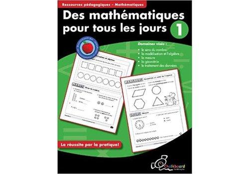 NELSON Des mathematiques pour tous les jours, 1