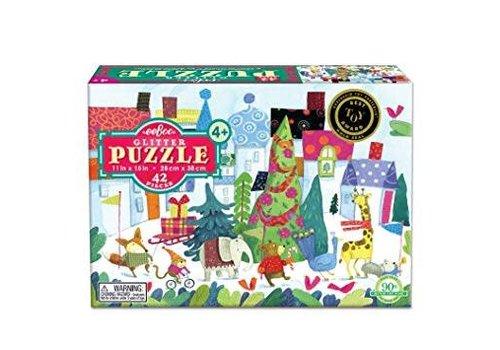 Eeboo Christmas Parade 42 Piece Puzzle