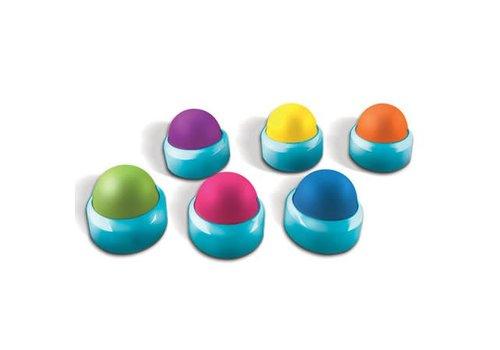 Educational Insights Wireless Eggspert Extra Student Buttons  (Set of 6) *