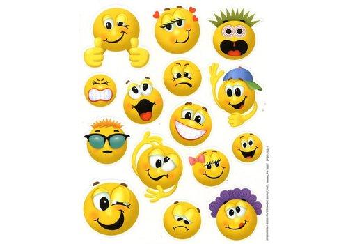 EUREKA Emoticons Stickers