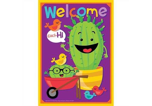 EUREKA A Sharp Bunch Welcome Cards*