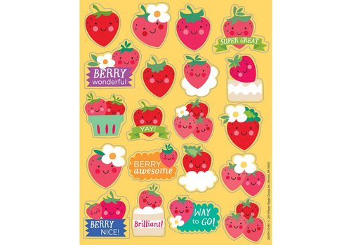EUREKA Scented Stickers - Strawberry