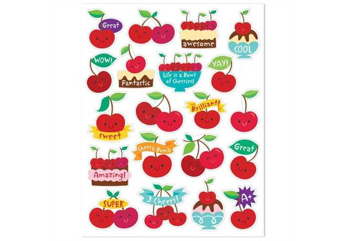 EUREKA Scented Stickers - Cherry