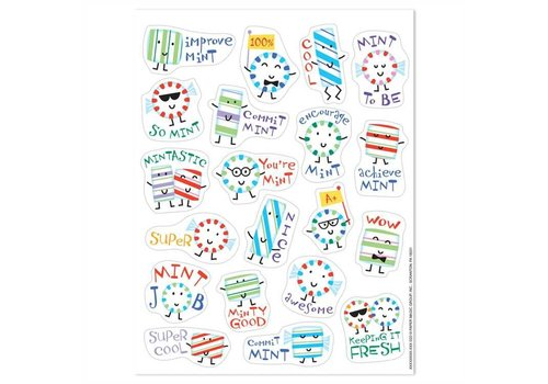 EUREKA Scented Stickers - Mint