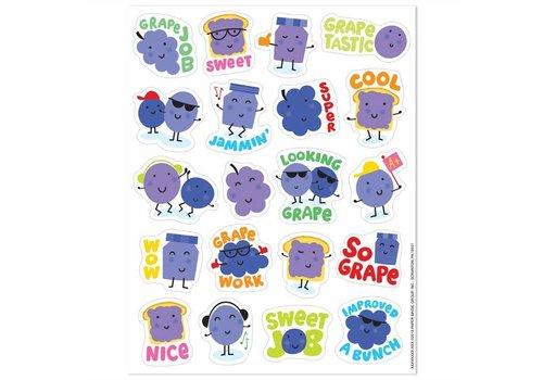 EUREKA Scented Stickers - Grape