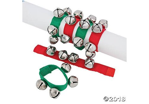 fun express Jingle Bell Bracelet