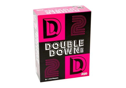 amigo Double Down Card Game