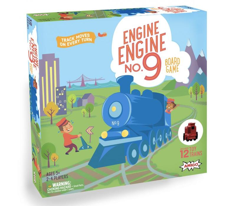 Engine Engine No. 9